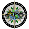 image of arc surveying and mapping logo