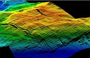 image of hydrographic articulate mat surveys