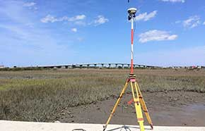 image of conventional geodetic control survey