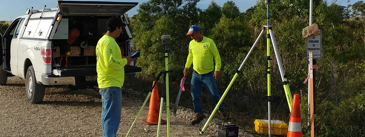 image of Arc Surveying and Mapping, Inc. land surveys