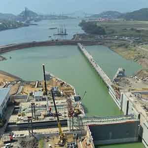 image of Panama Port project for Manzanillo International Terminal